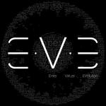 E.V.E Logo Black (Noke Yuitza)