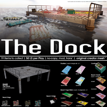 22769 - The Dock [ad]