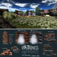 little oasis gacha key-unkindness