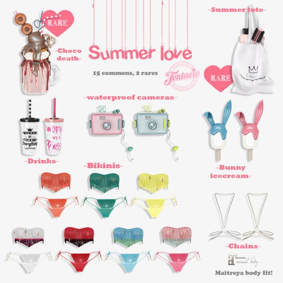 summer love key