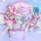 Planetary Princesses!